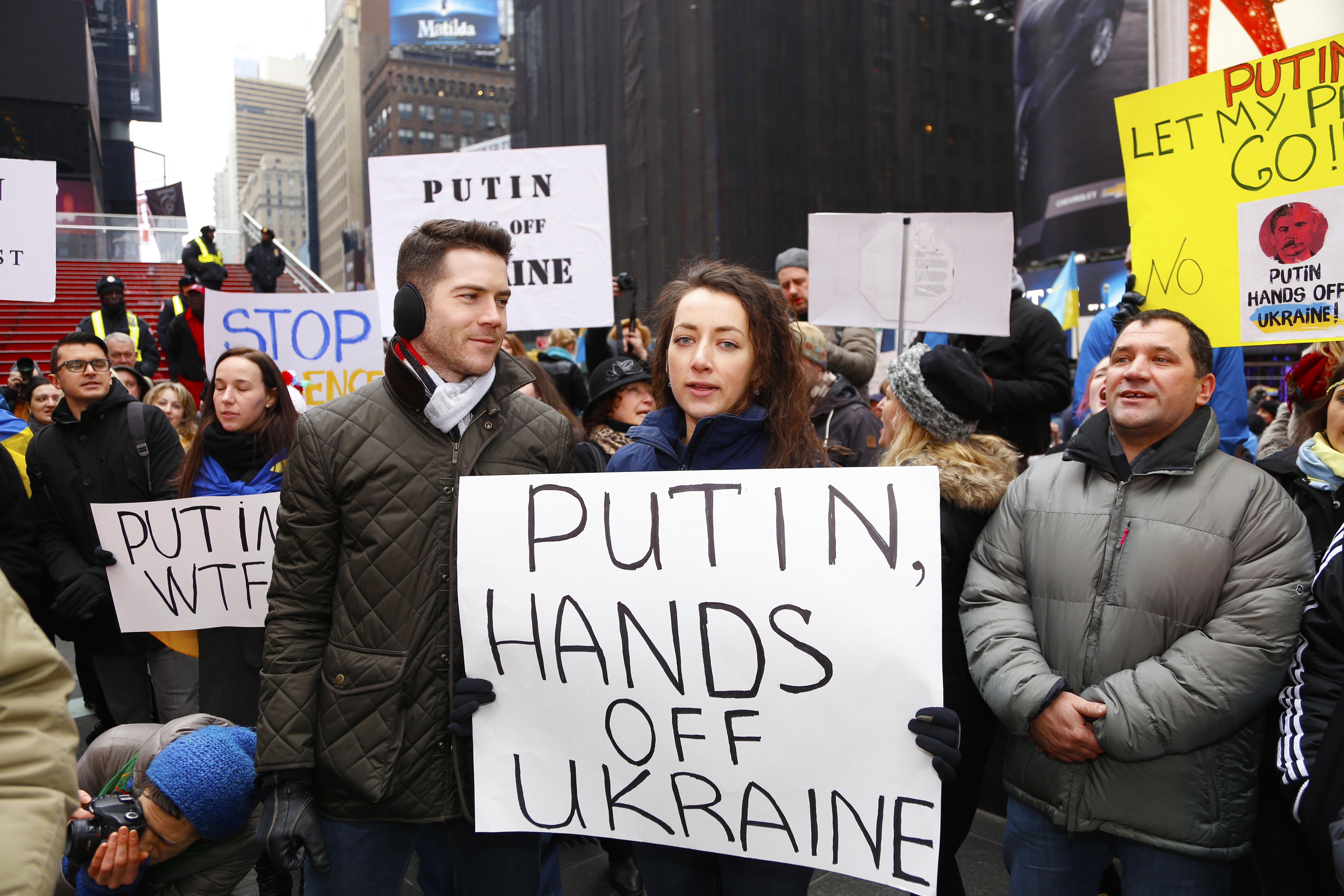 """Washingtonul avertizează Moscova împotriva oricărei încercări de intimidare a Ucrainei: """"Ne opunem oricărui act agresiv"""""""