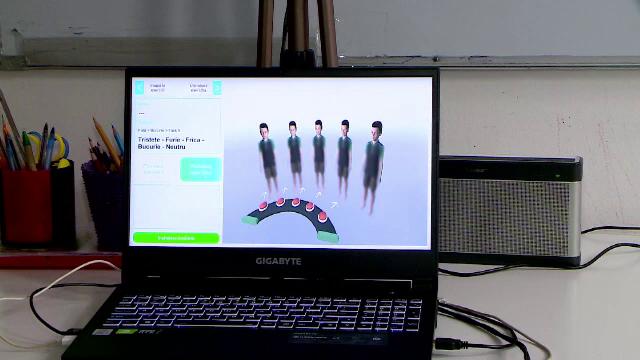 Aplicaţia creată de o companie din Iaşi pentru a ajuta copii diagnosticaţi cu autism