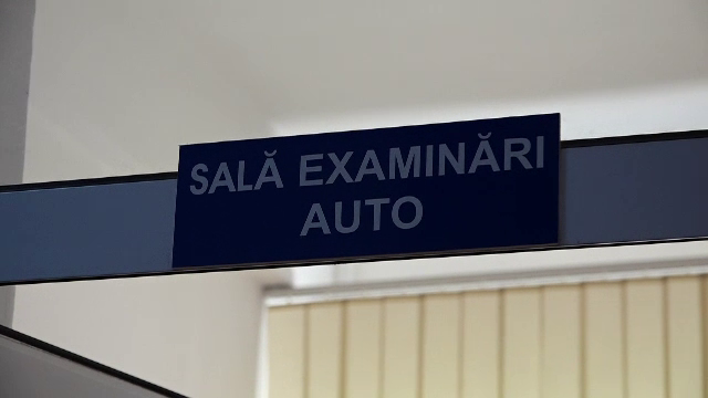 Un bistrițean care s-a prezentat să dea examenul de permis nu știa când e născut și unde stă. Cine era de fapt