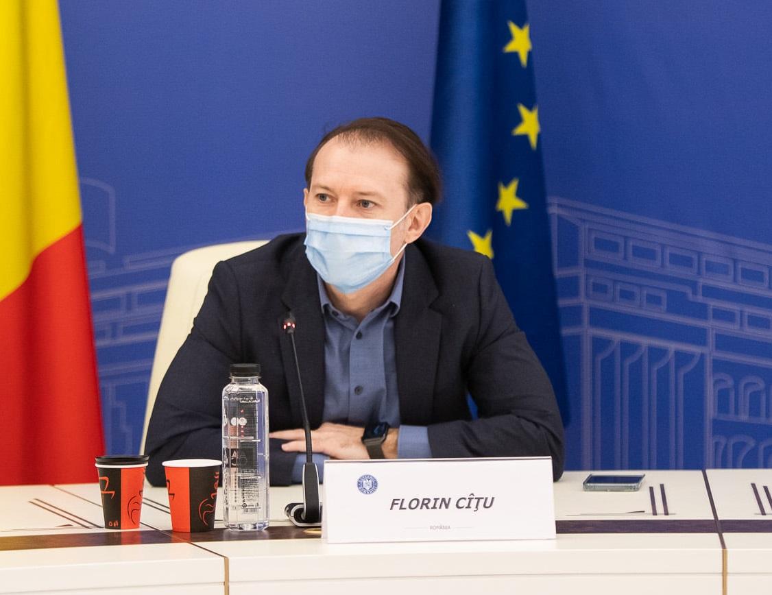 Florin Cîţu a revocat ordinul privind modificarea criteriilor de carantinare a localităților