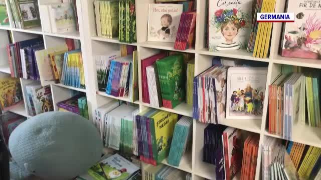 Românii deschid librării în diaspora. O carte românească poate ajunge pe orice continent cu 1,5 euro