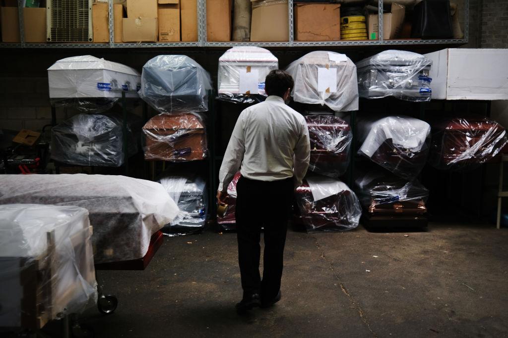 Europa a trecut pragul de un milion de decese asociate COVID. 60% dintre victime, în doar șase țări
