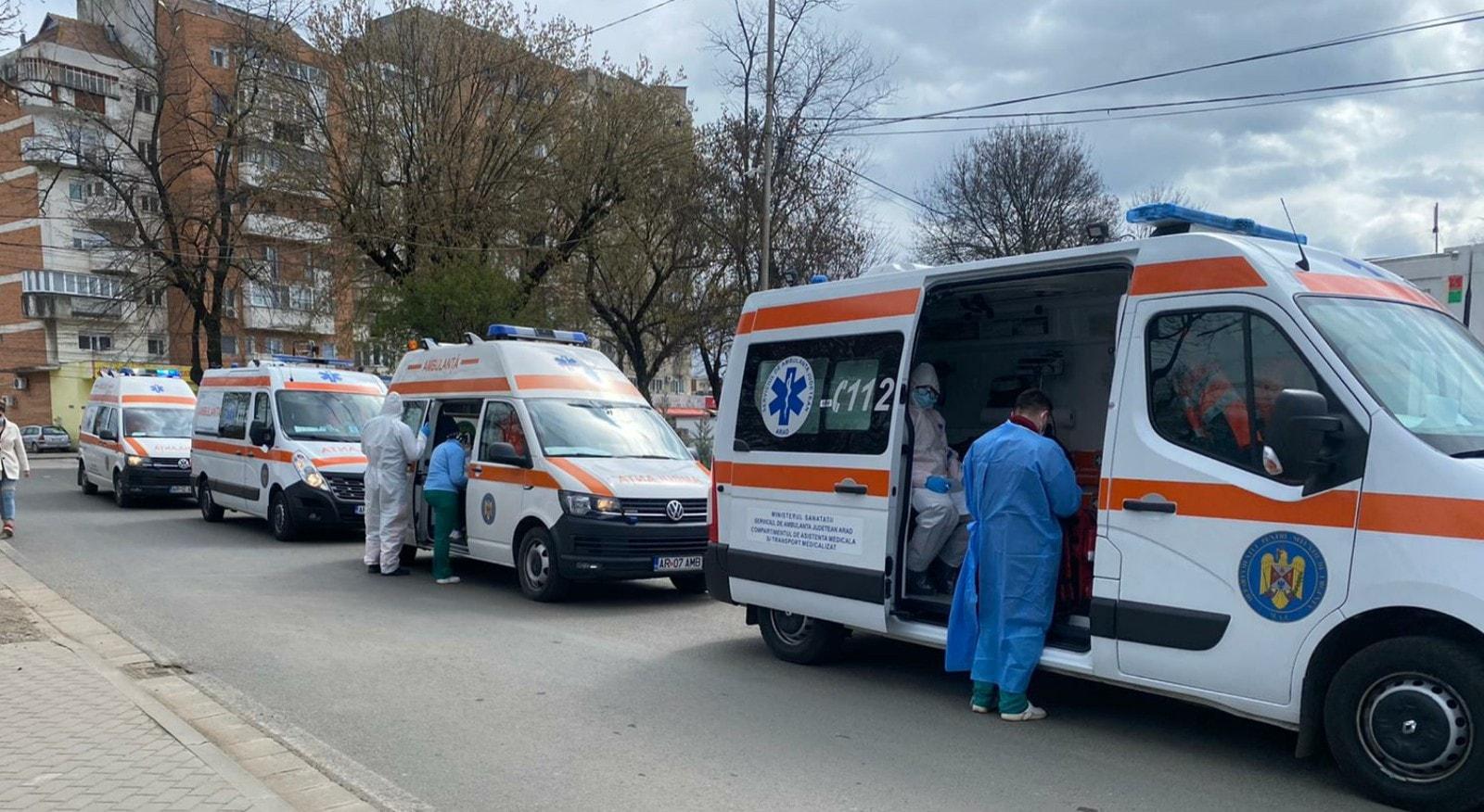 Un medic adus la Ambulanța Gorj a renunțat la post după prima noapte de gardă. Ce s-a întâmplat pe tura lui