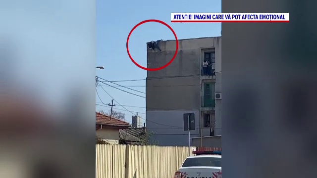 Cine este femeia din Constanța care s-a aruncat de pe bloc, după ce iubita ei ar fi înșelat-o