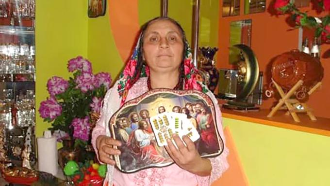"""Vrăjitoarea Dinarca Brătianu, condamnată pentru trafic de mercur. """"Îl foloseam pentru descântece la copii"""""""