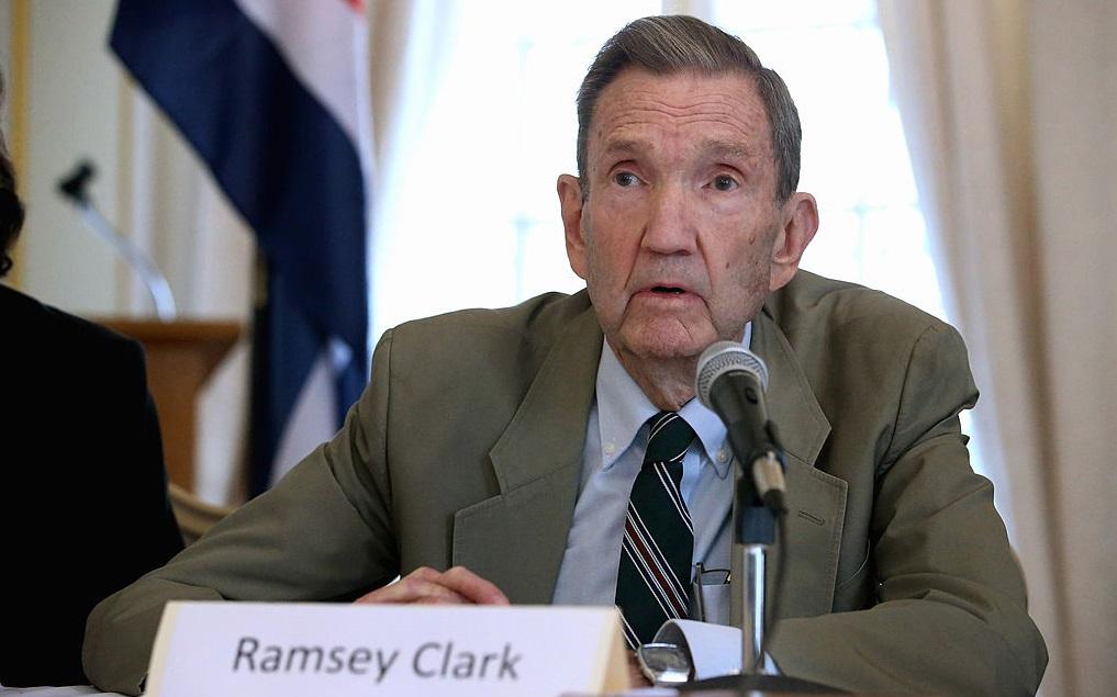 A murit Ramsey Clark, fostul ministru al Justiției din SUA