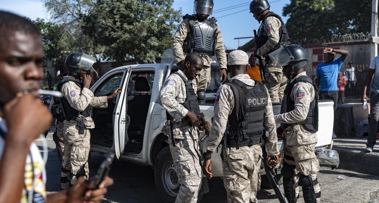 Șapte membri ai clerului catolic au fost răpiți în apropierea capitalei statului Haiti