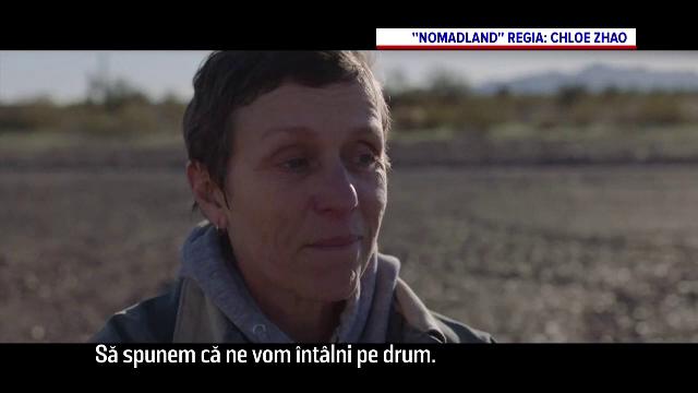 """""""Nomadland"""", desemnat cel mai bun film la gala BAFTA. Cum s-au prezentat vedetele la ceremonie"""
