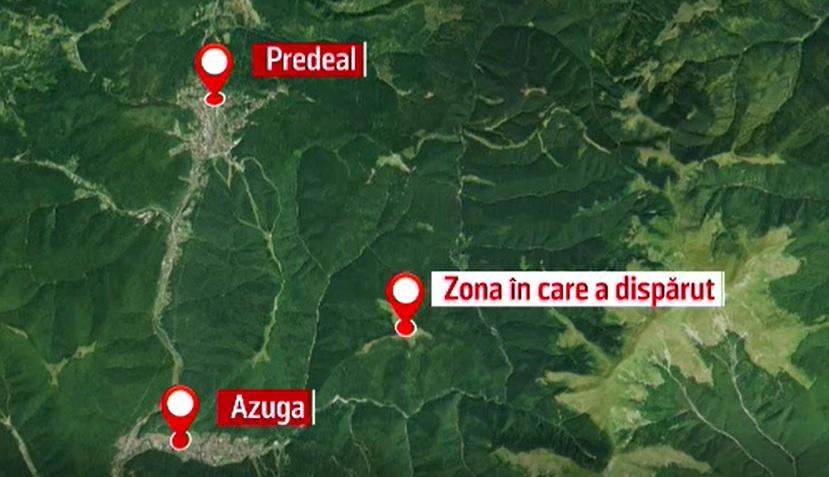 Alertă în Prahova: un sportiv a dispărut într-o zonă plină de urşi