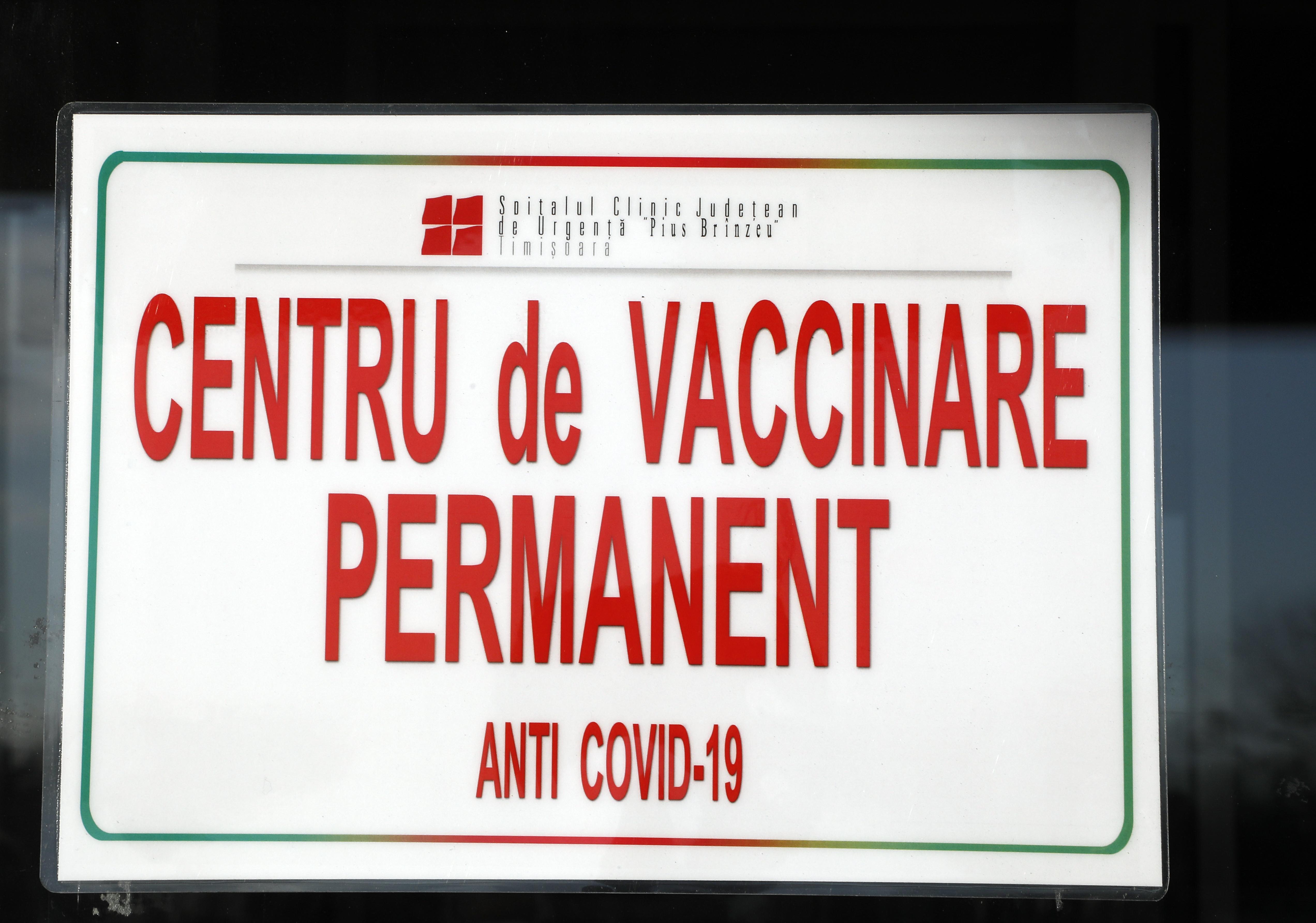 Motivul incredibil pentru care primul centru de vaccinare non-stop din țară, de la Timișoara, nu poate funcționa și noaptea