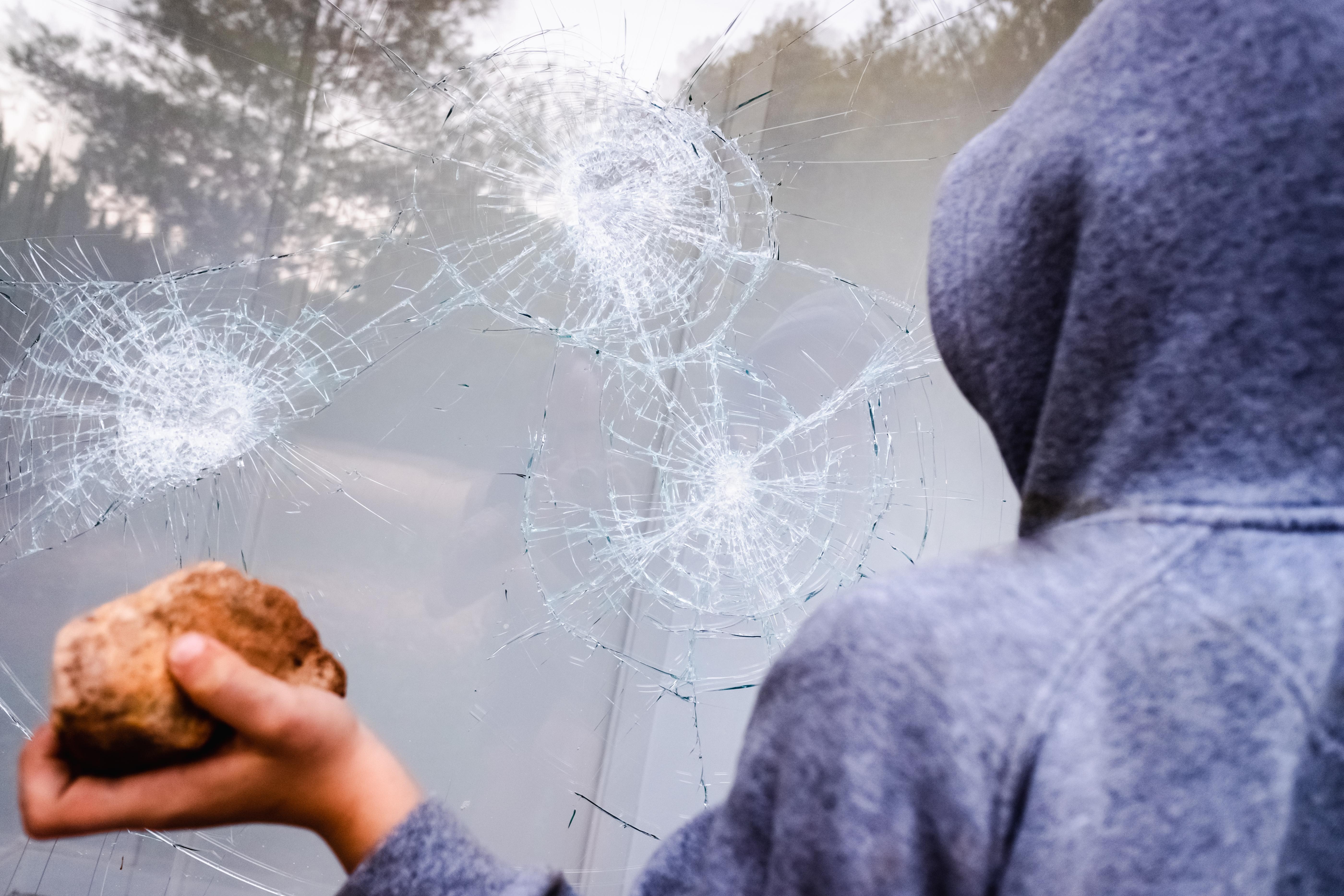 Trei minori au distrus tot ce le-a ieșit în cale într-o școală din Covasna