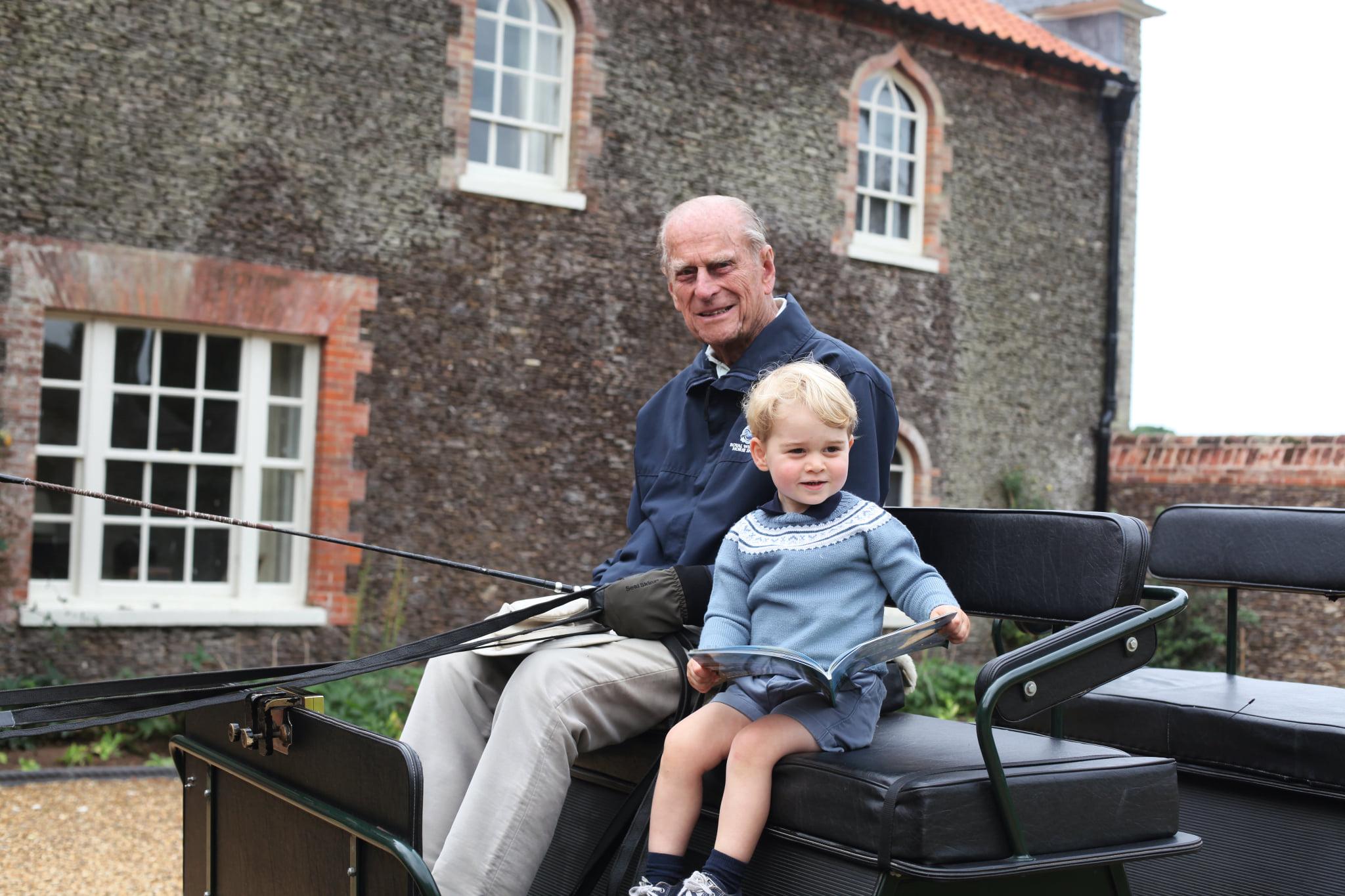 Mesajele emoționate ale Prinților Harry și William despre bunicul lor, Prințul Philip