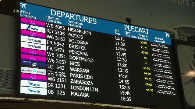 Reprogramarea gratuită a zborurilor, facilitatea prin care companiile aeriene atrag clienții în pandemie