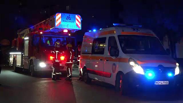 Panică într-un bloc din Târgu Mureș. Un miros sufocant și înțepător a inundat imobilul