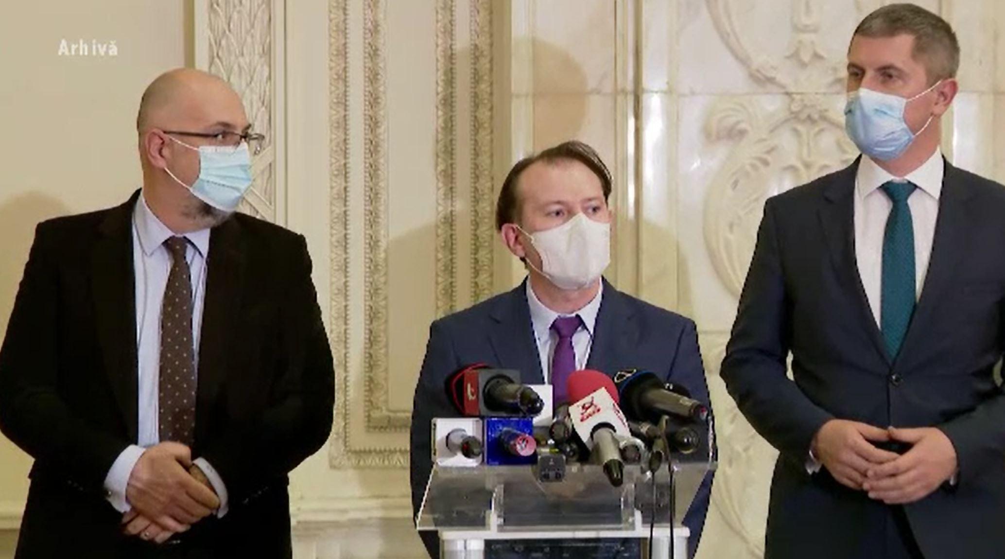 Cum s-a ajuns la demiterea lui Voiculescu. Scandalurile care ar fi umplut paharul pentru Cîțu