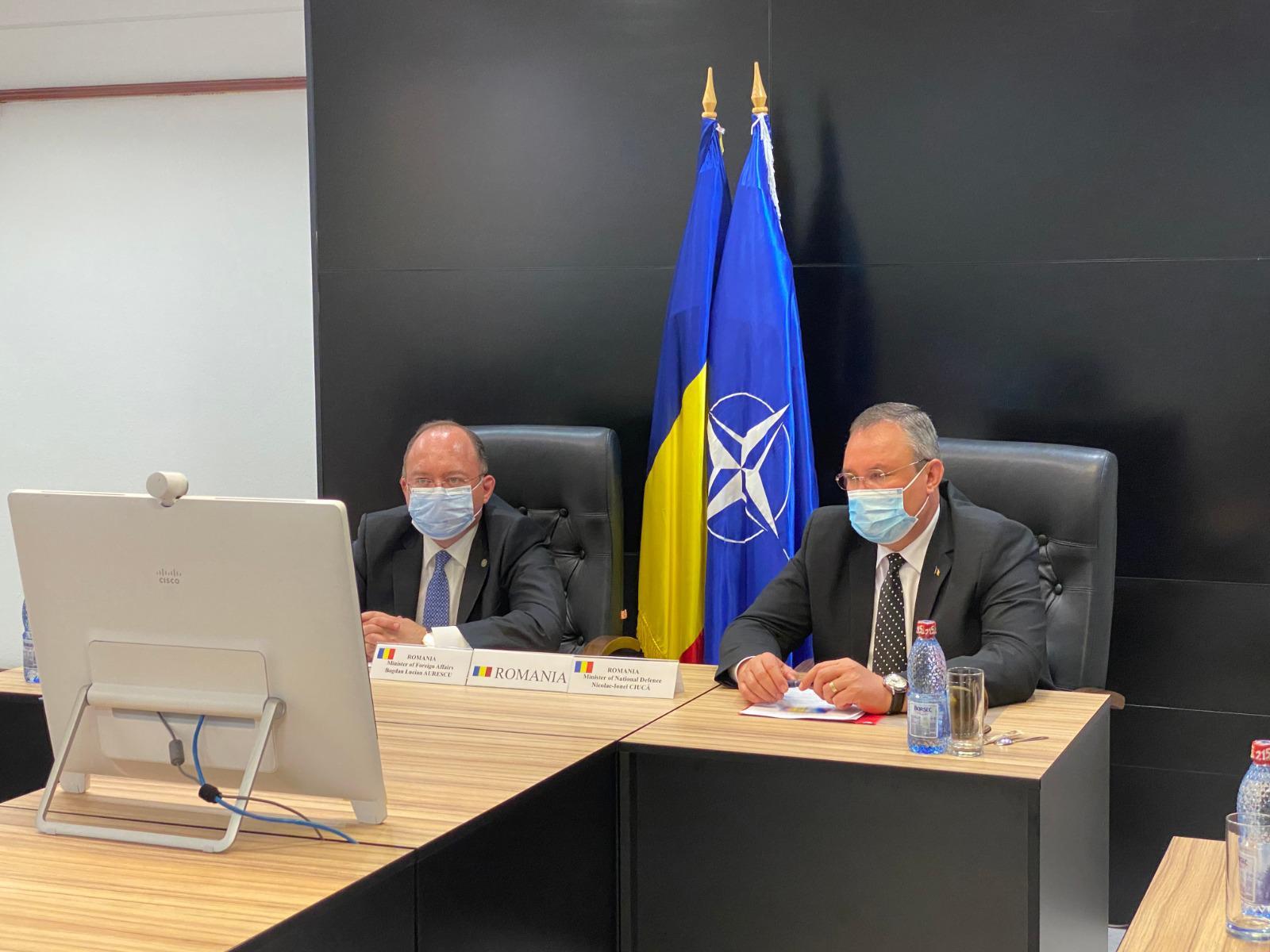 """Ciucă, despre retragerea trupelor NATO din Afganistan: """"România va acţiona în acord cu deciziile aliate"""