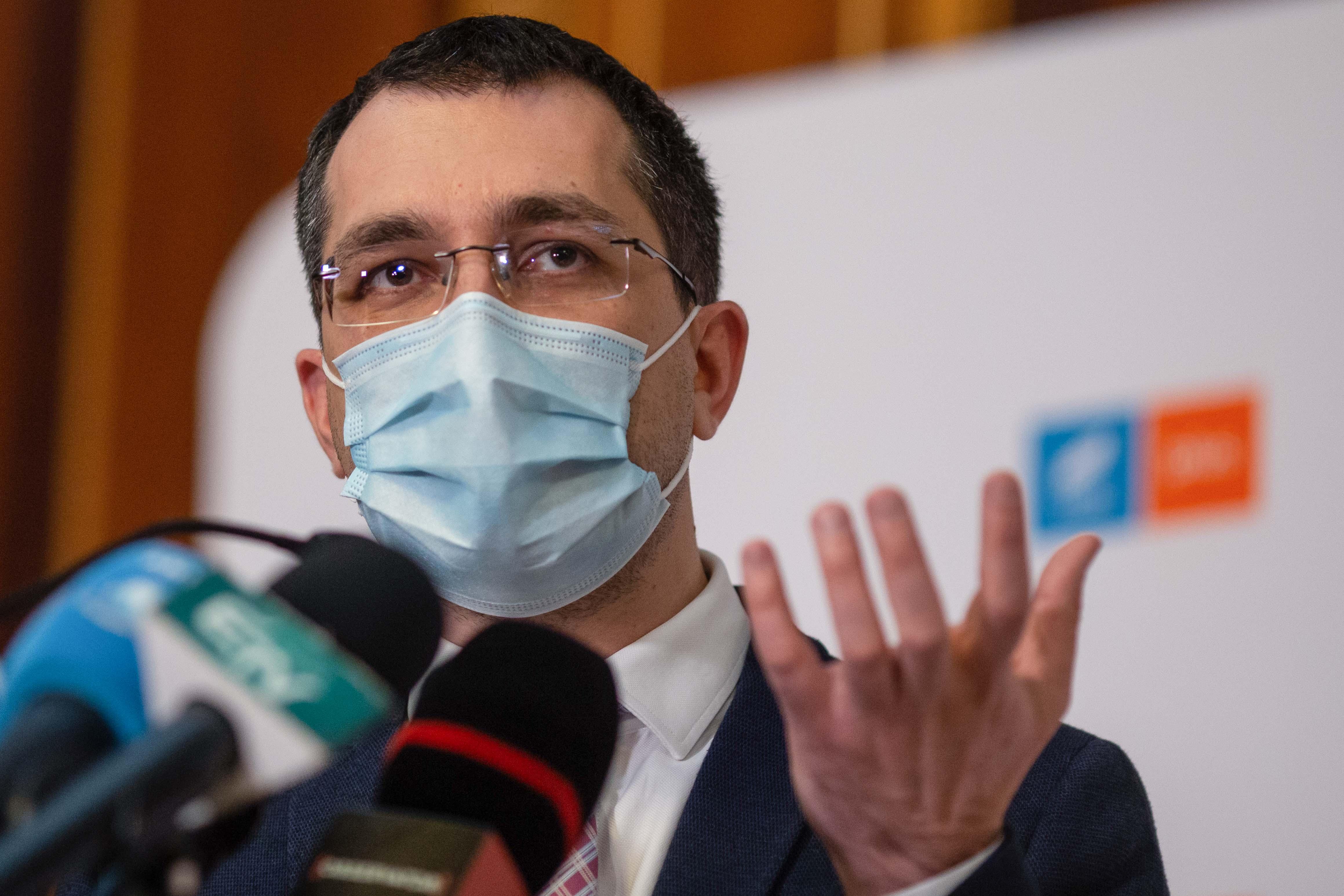 "Vlad Voiculescu, atac dur la premier: ""Ce a făcut Florin Cîțu e o mizerie"""