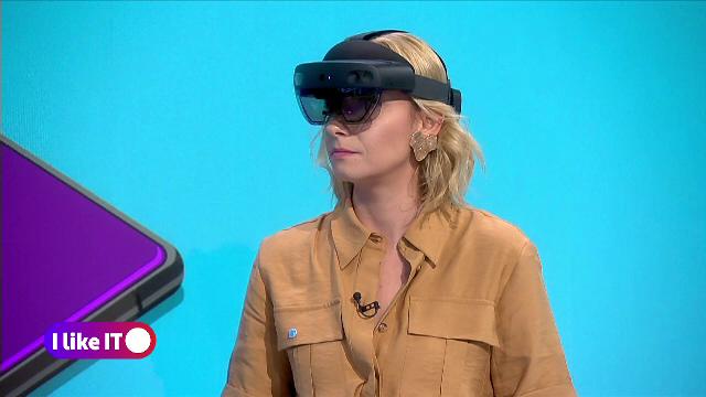 iLikeIT. Ce pot face ochelarii de realitate augmentată de ultimă generaţie