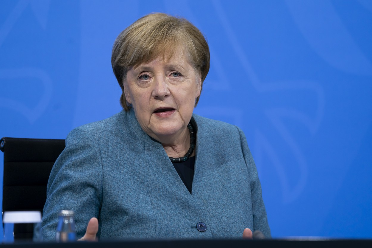 Cu ce ser s-a vaccinat Angela Merkel împotriva Covid-19