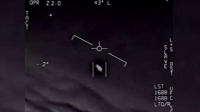 Pentagonul confirmă autenticitatea unei înregistrări cu OZN-uri, filmate în 2019