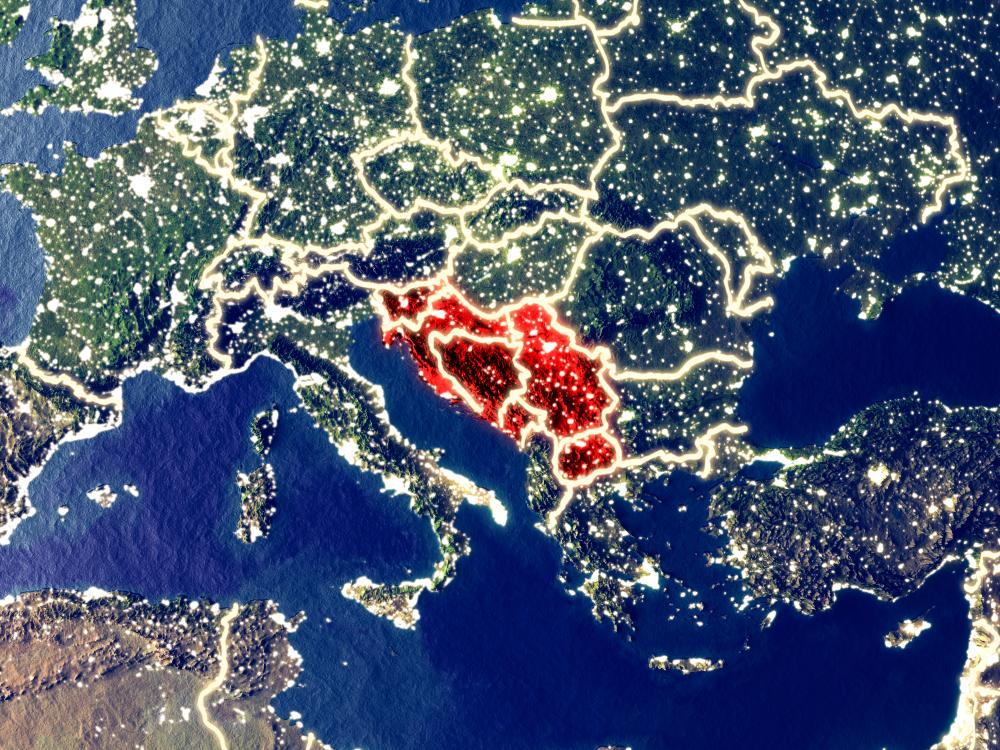 Proiect de redesenare a frontierelor în Balcani, atribuit premierului Sloveniei. Reacția președintelui țării
