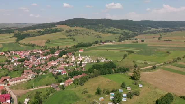 Valea Hârtibaciului, una dintre cele mai pitorești și mai puţin explorate zone din județul Sibiu