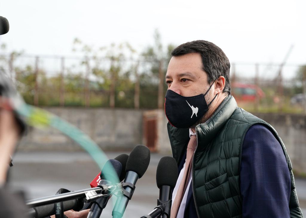 Fostul ministru de interne italian Matteo Salvini, trimis în judecată