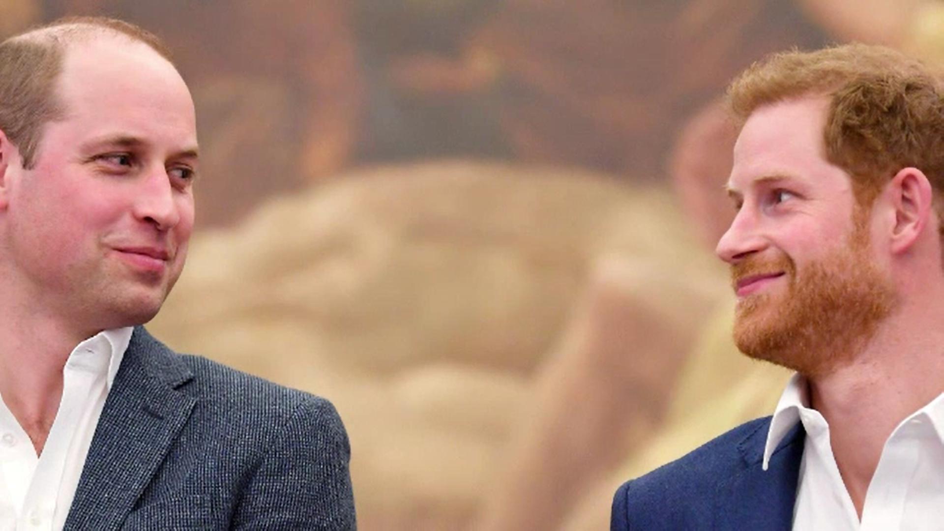 Funeraliile Prințului Philip. De ce au stat separați Harry și William