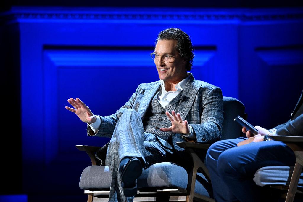 """Actorul Matthew McConaughey ar putea deveni guvernatorul statului Texas. """"Este o posibilitare reală"""""""