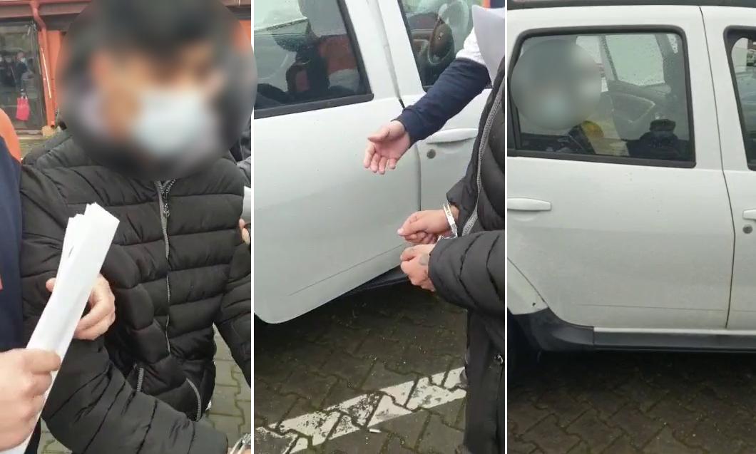 Un român urmărit international după ce a agresat un italian într-o pădure din Italia, prins în Sectorul 5