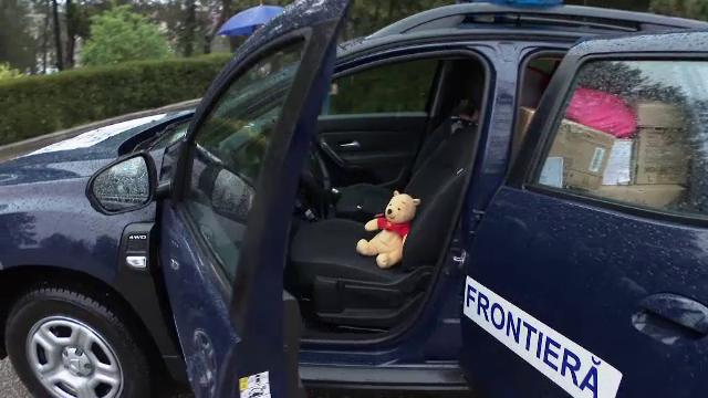 Polițiștii din Constanța vor împărți daruri familiilor nevoiașe din Tulcea, înainte de Paște
