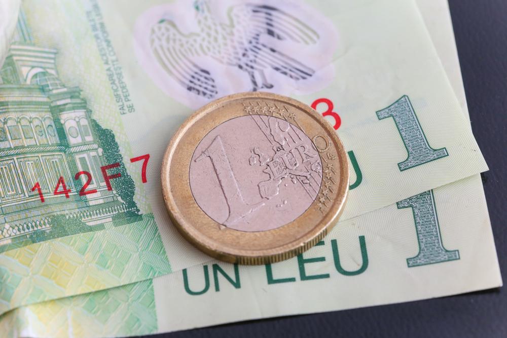 Valoare record pentru euro. Al doilea maxim istoric din această săptămână