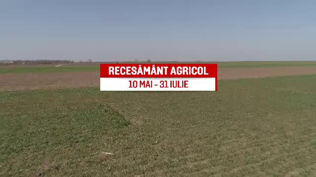 Recensământ agricol 2021. Din 10 mai, peste 20.000 de recenzori vor merge din fermă în fermă pentru a strânge informații