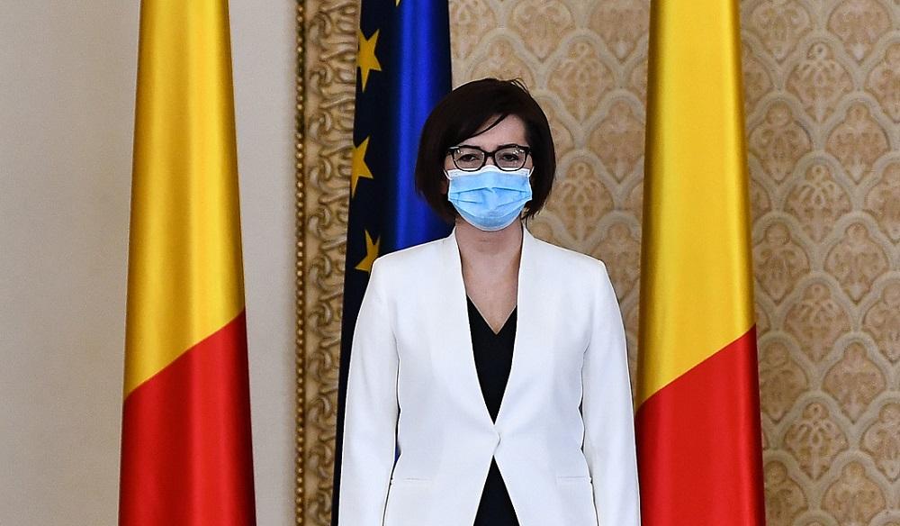 Prioritățile pe care Ioana Mihăilă le are la conducerea Ministerului Sănătății