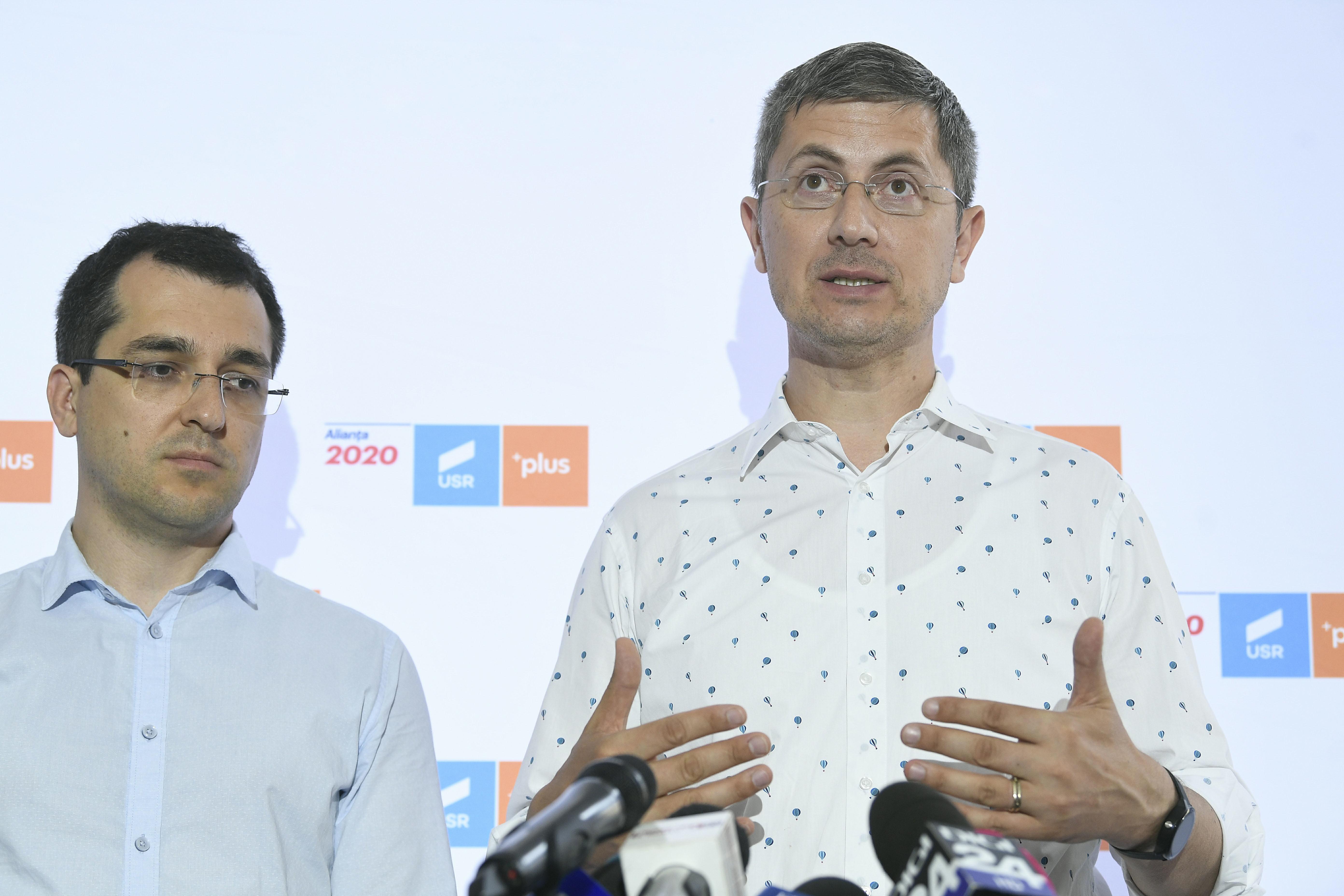 """Dan Barna dezvăluie de ce a fost demis Vlad Voiculescu. """"A făcut ceea ce trebuia să facă"""""""