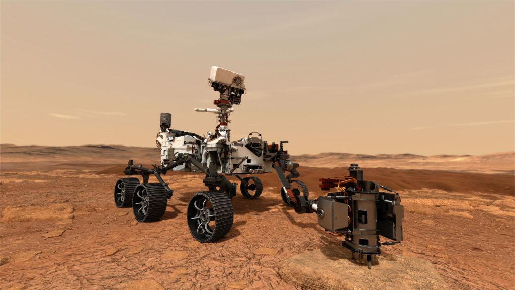 O nouă performanță istorică pe Marte. Roverul Perseverance a reușit să producă oxigen