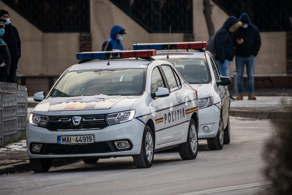 Poliţia Română: 10.000 de poliţişti vor fi prezenţi zilnic în stradă pe perioada sărbătorilor Pascale