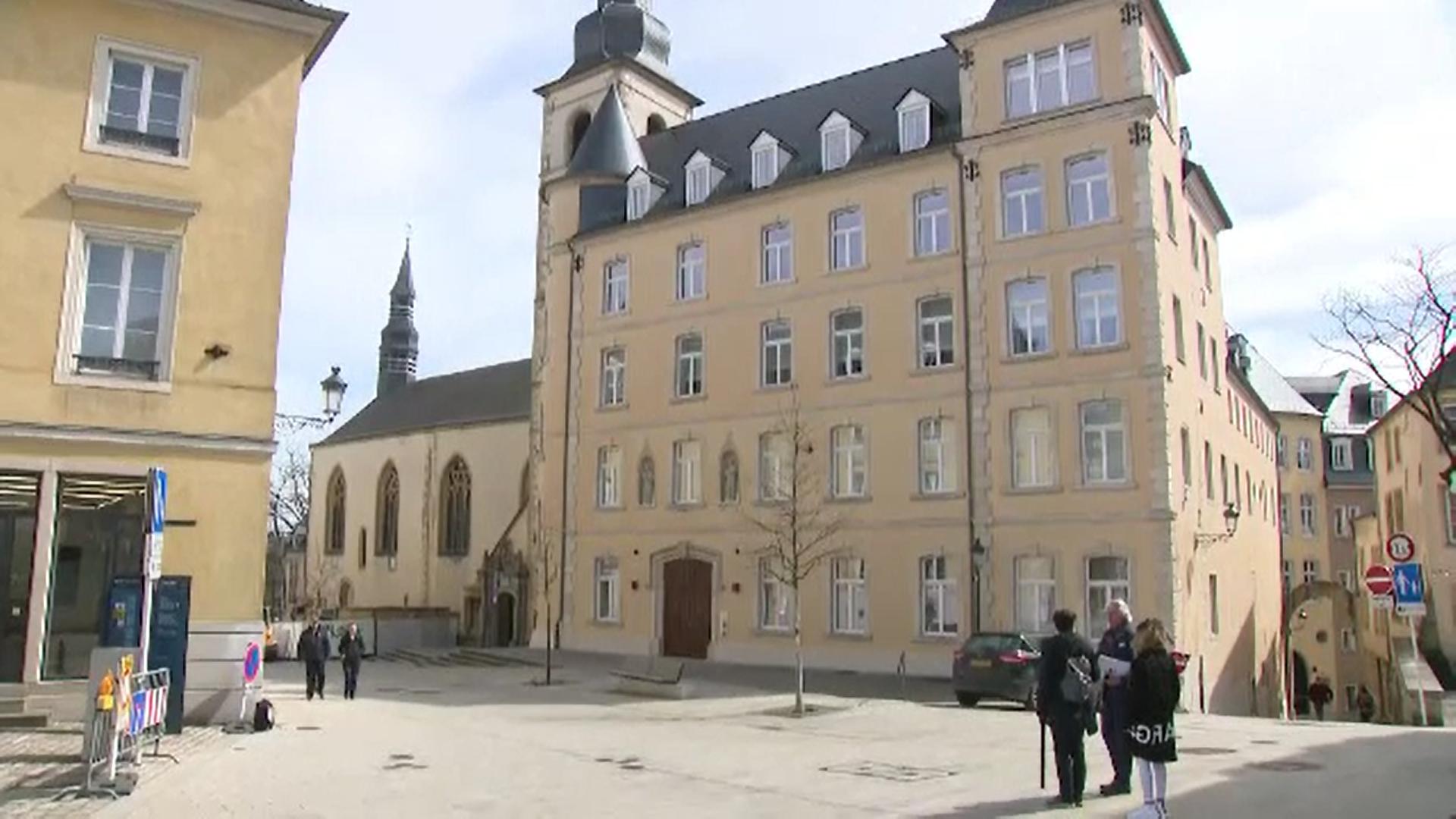 Mănăstire transformată într-un complex cu apartamente de lux în Luxemburg