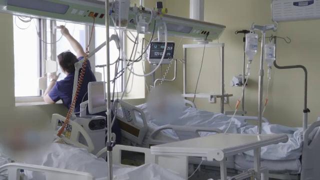 Situație limită la Spitalul Clinic de Urgență din Galați. Rețeaua de oxigen nu mai face față