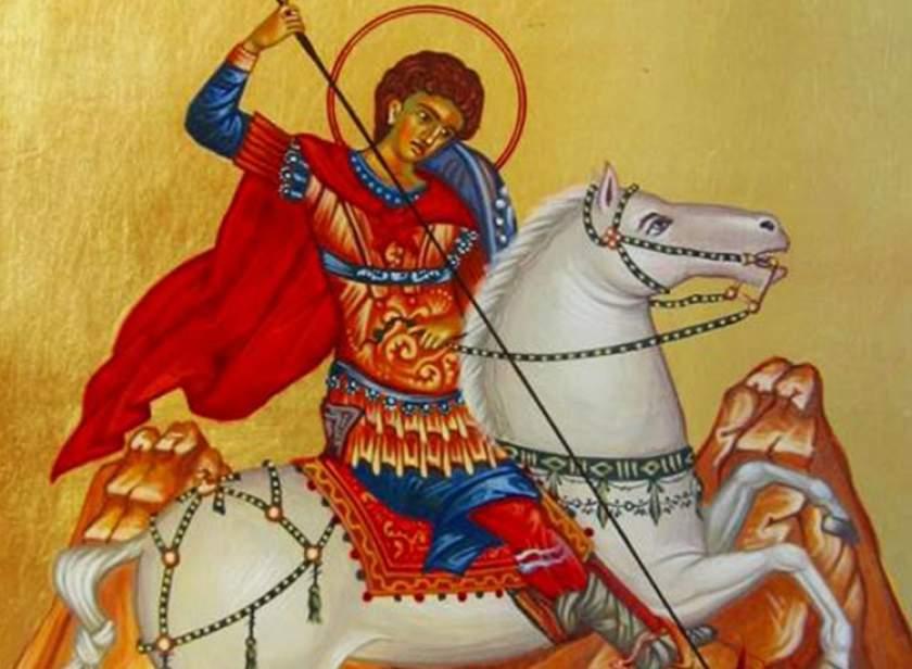 Sfântul Gheorghe, tradiții și legendă. Peste un milion de români își serbează onomastica astăzi