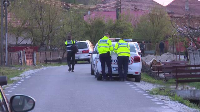 Un bărbat din Prahova şi-a împuşcat fostul cumnat cu un pistol cu bile în timp ce acesta dormea