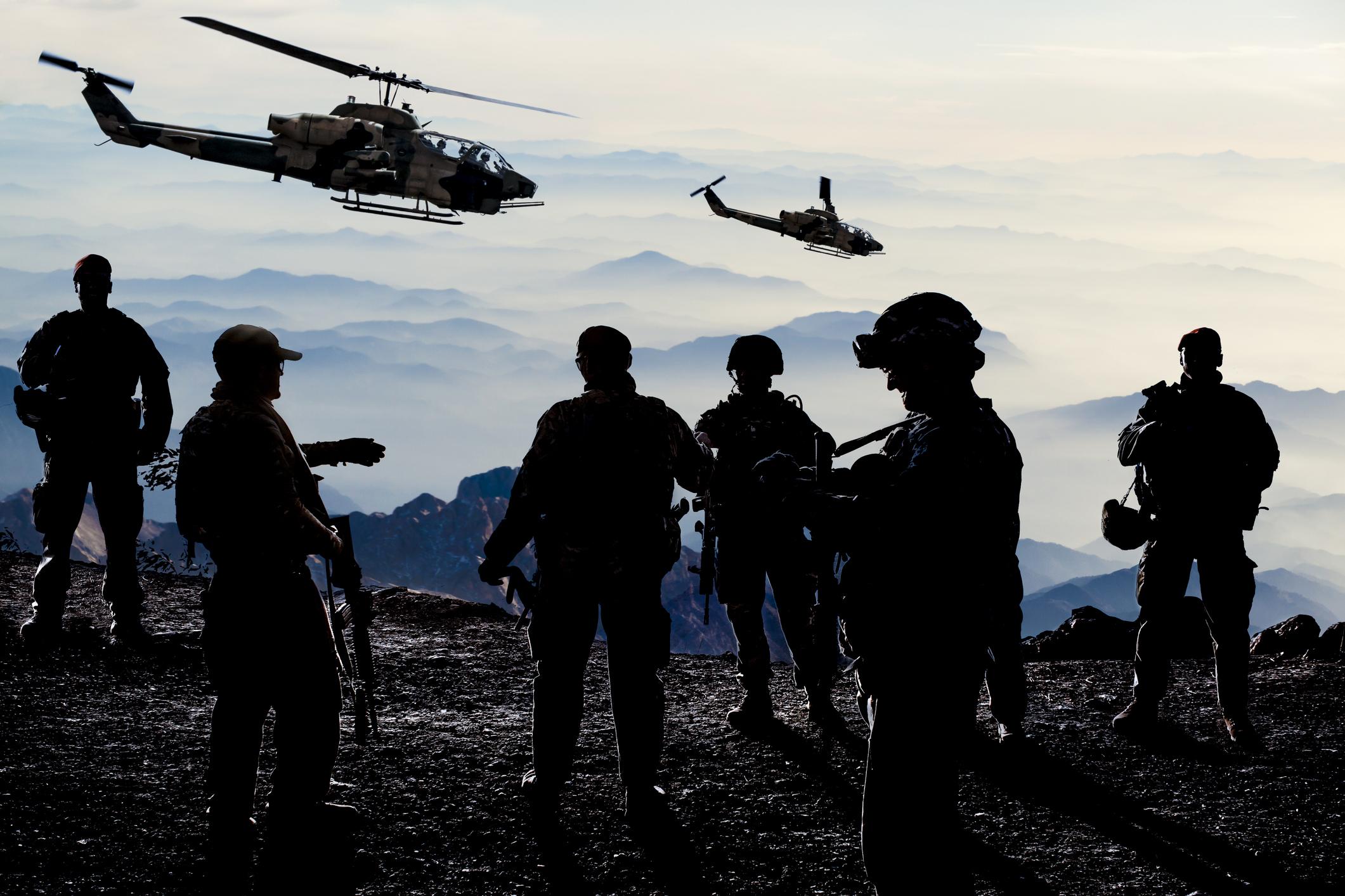 SUA vor trimite întăriri temporare în Afganistan pentru a proteja retragerea coaliţiei
