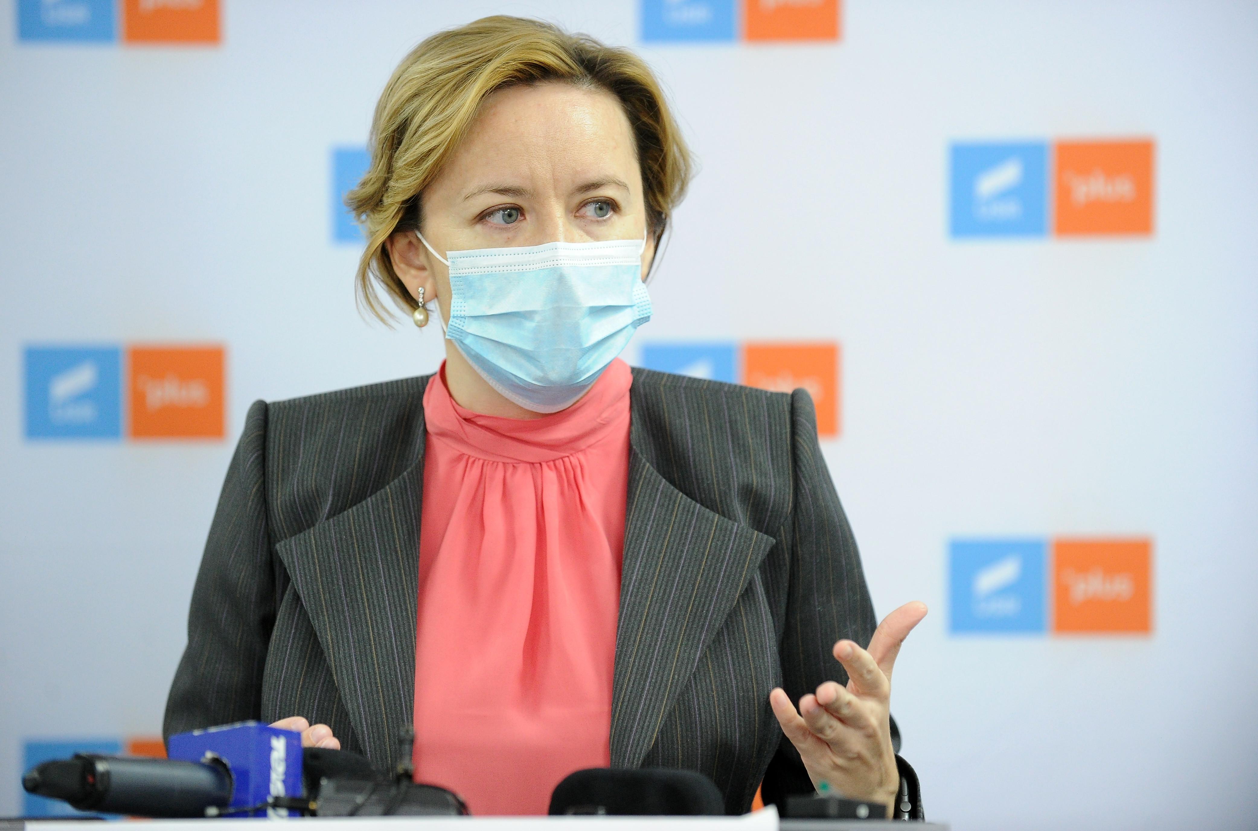 """Cosette Chichirău (USR PLUS) cere demisia urgentă a liberalului Mihai Chirica: """"Iașul nu are nevoie de un primar plângăcios"""""""