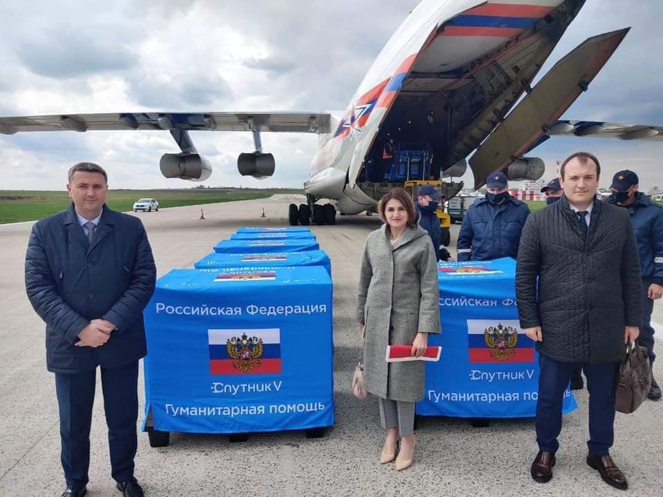 Presă: Rusia ar fi donat Moldovei vaccinurile Sputnik V refuzate de Slovacia pentru că difereau de cele oficiale