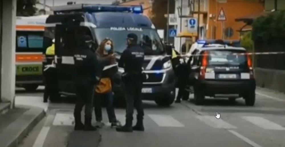 VIDEO. O româncă a fost spulberată pe o trecere de pietoni din Italia.