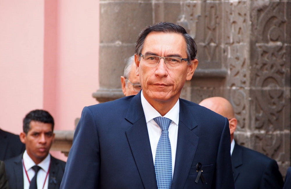 Peru: Fostul președinte Martin Vizcarra, infectat cu Covid-19, la șase luni de la vaccinare