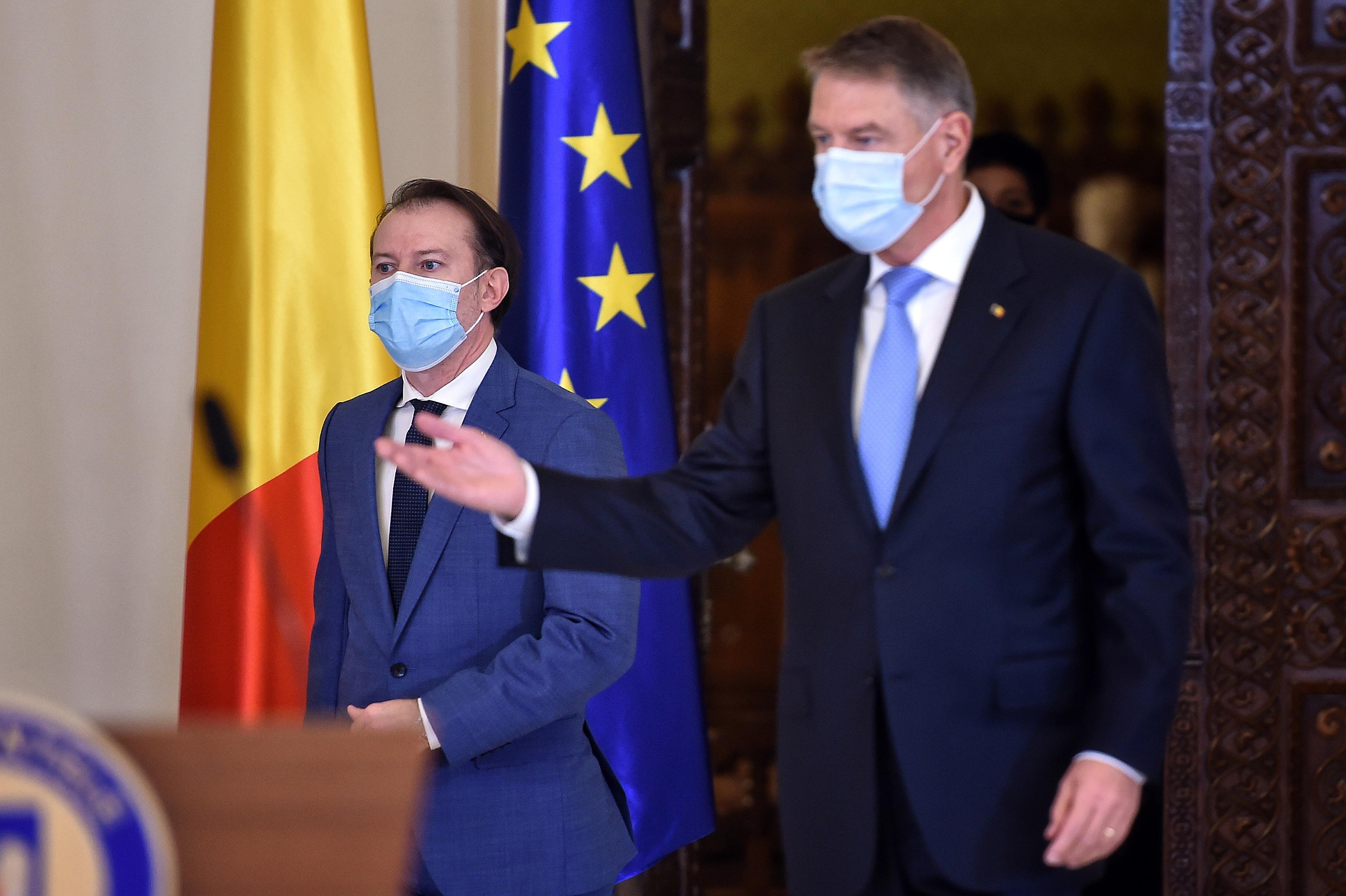 Ședință la Cotroceni pe tema Planului Național de Redresare și Reziliență
