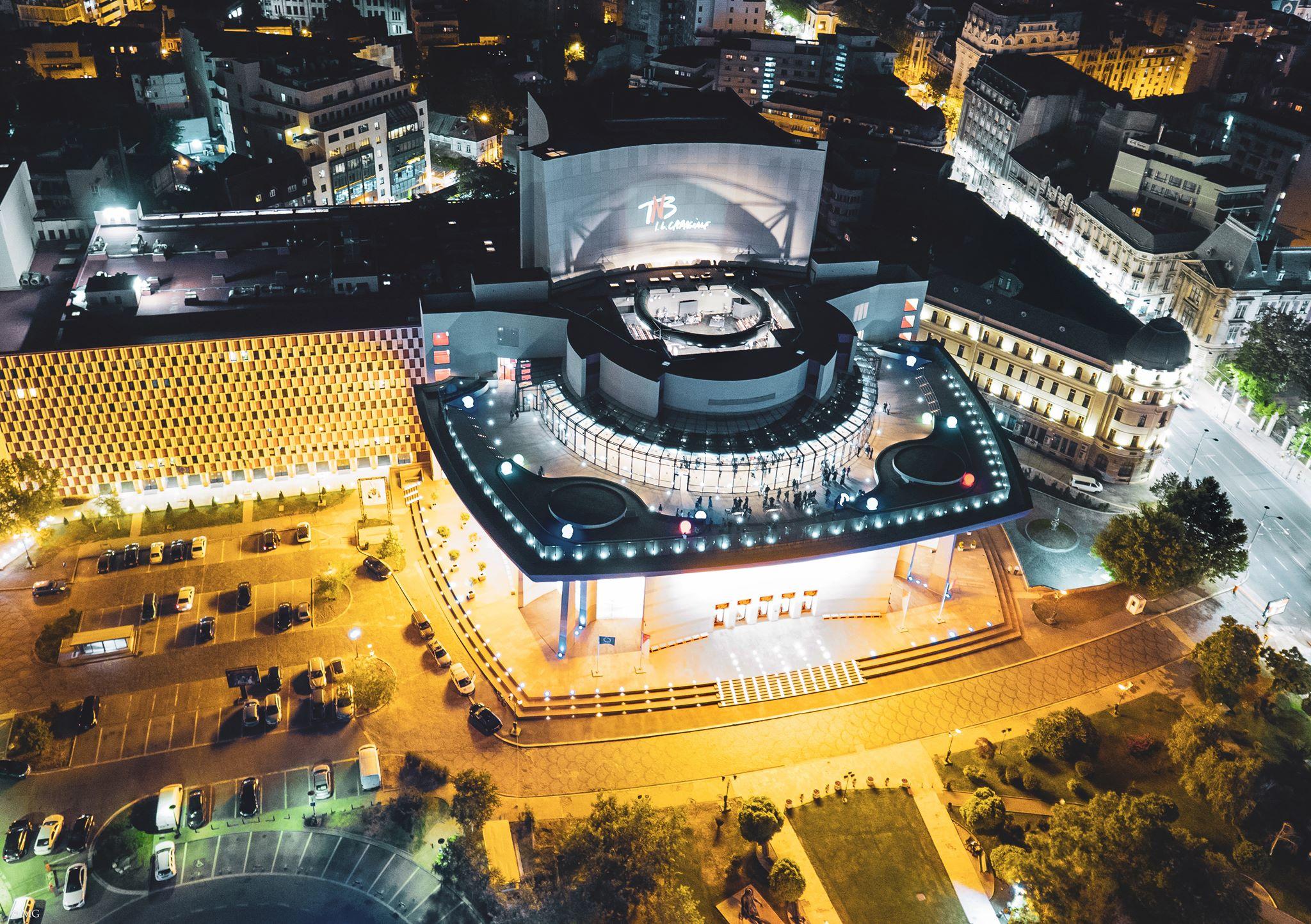 Spectacole-experiment în București. Măștile vor fi opționale