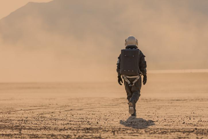 """Elon Musk, despre popularea planetei Marte: """"O grămadă de oameni vor muri"""""""