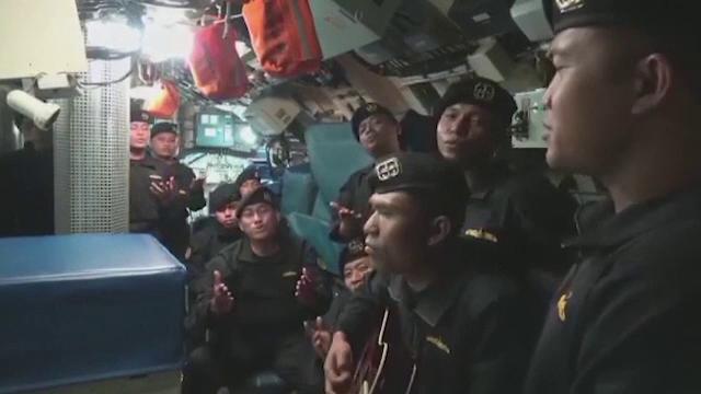 Înregistrare tulburătoare. Ce făceau cei 53 de marinari din Indonesia înainte ca submarinul să naufragieze